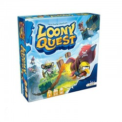 LOONY QUEST - FACE