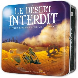 LE DESERT INTERDIT - FACE