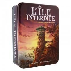 L'ÎLE INTERDITE - FACE