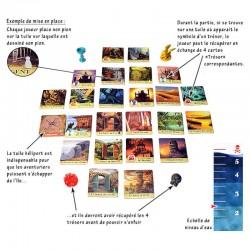 L'ÎLE INTERDITE - CONTENU 2