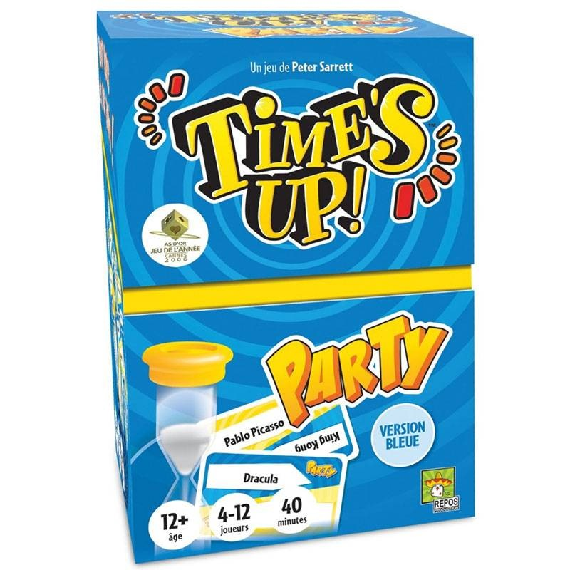 TIME'S UP PARTY 2 - FACE