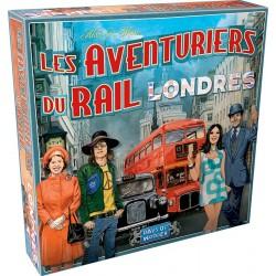 LES AVENTURIERS DU RAIL : LONDRES - FACE