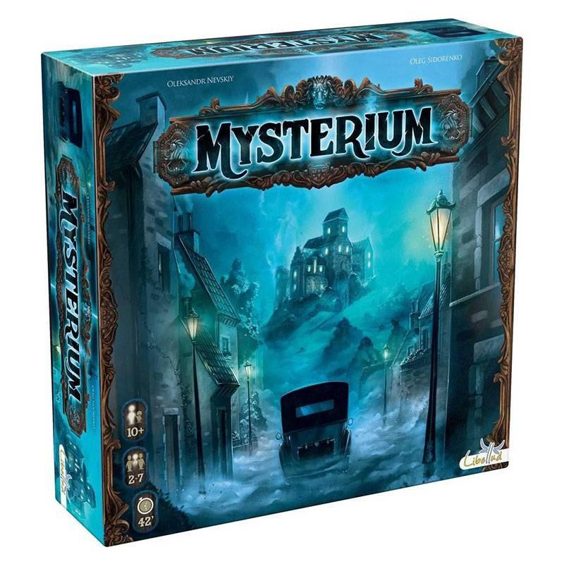 MYSTERIUM - FACE