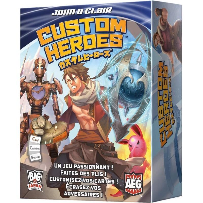 CUSTOM HEROES - FACE