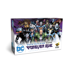 DC COMICS DECK-BUILDING - FOREVER EVIL Face