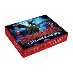 ESCAPE BOX : DRAGONS