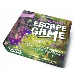 MON PREMIER ESCAPE GAME - LA FORET MAGIQUE