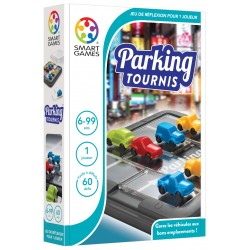 PARKING TOURNIS - FACE