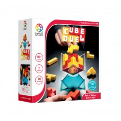 CUBE DUEL - FACE