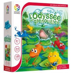 L'ODYSSEE DES GRENOUILLES - FACE