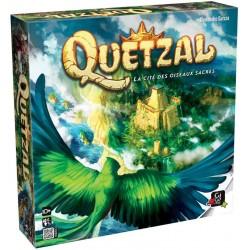 QUETZAL - FACE