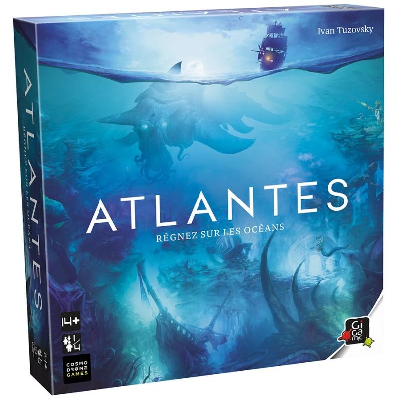 ATLANTES - FACE